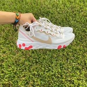 Nike react element 55 shoes for women